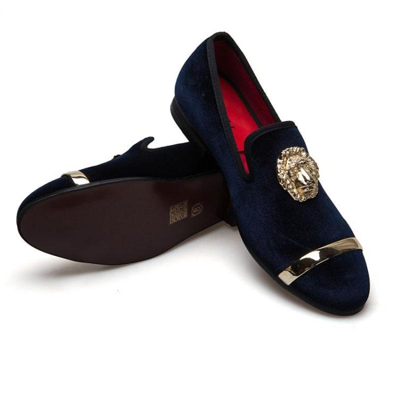 Luxury Velvet Shoes