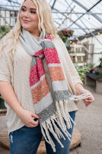 Load image into Gallery viewer, Tassel Scarf