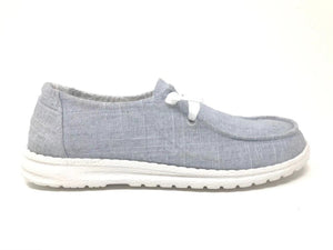 Gypsy Jazz Holly Casual Sneakers - Light Grey