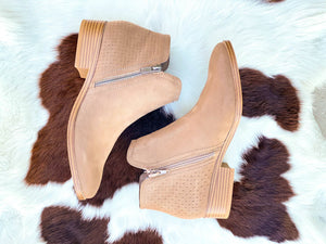 MIA Cliff Tan Bootie
