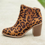 Load image into Gallery viewer, Corkys Ike Leopard Bootie