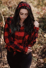 Load image into Gallery viewer, Buffalo Plaid Headband