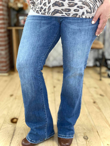 Living the Dream Judy Blue Bootcut Jeans