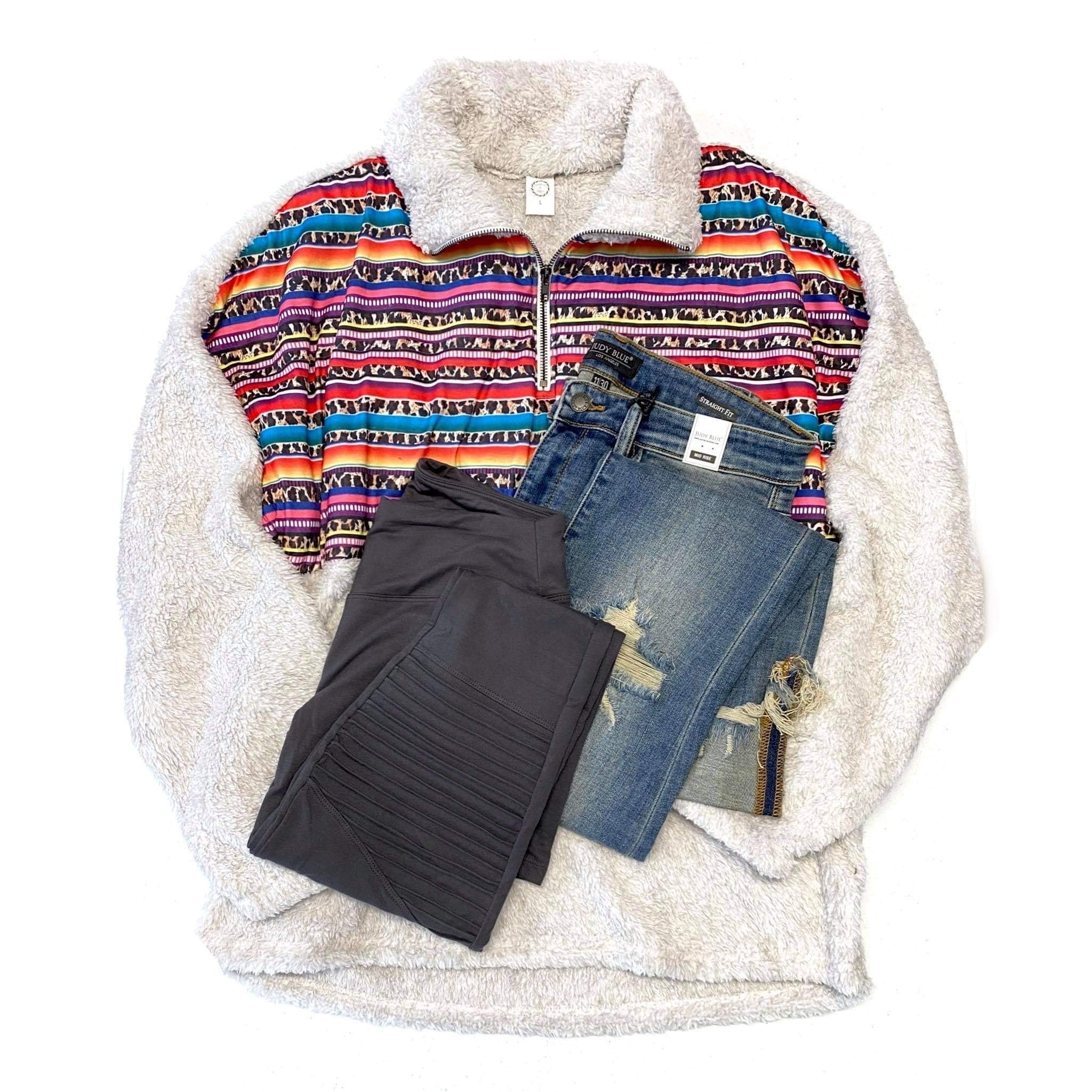 The Best Serape Sherpa