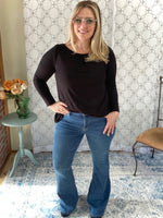 Load image into Gallery viewer, Judy Blue High Waist Flared Jeans