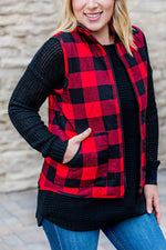 Load image into Gallery viewer, Buffalo Plaid Vest