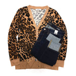 Load image into Gallery viewer, Leopard Snap Cardigan