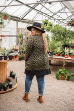 Load image into Gallery viewer, It's A Staple Open Leopard Cardigan