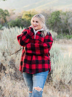 Load image into Gallery viewer, Buffalo Plaid Pullover