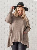 Load image into Gallery viewer, Cashmere Tunic