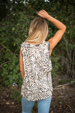 Load image into Gallery viewer, Leopard Print Tank
