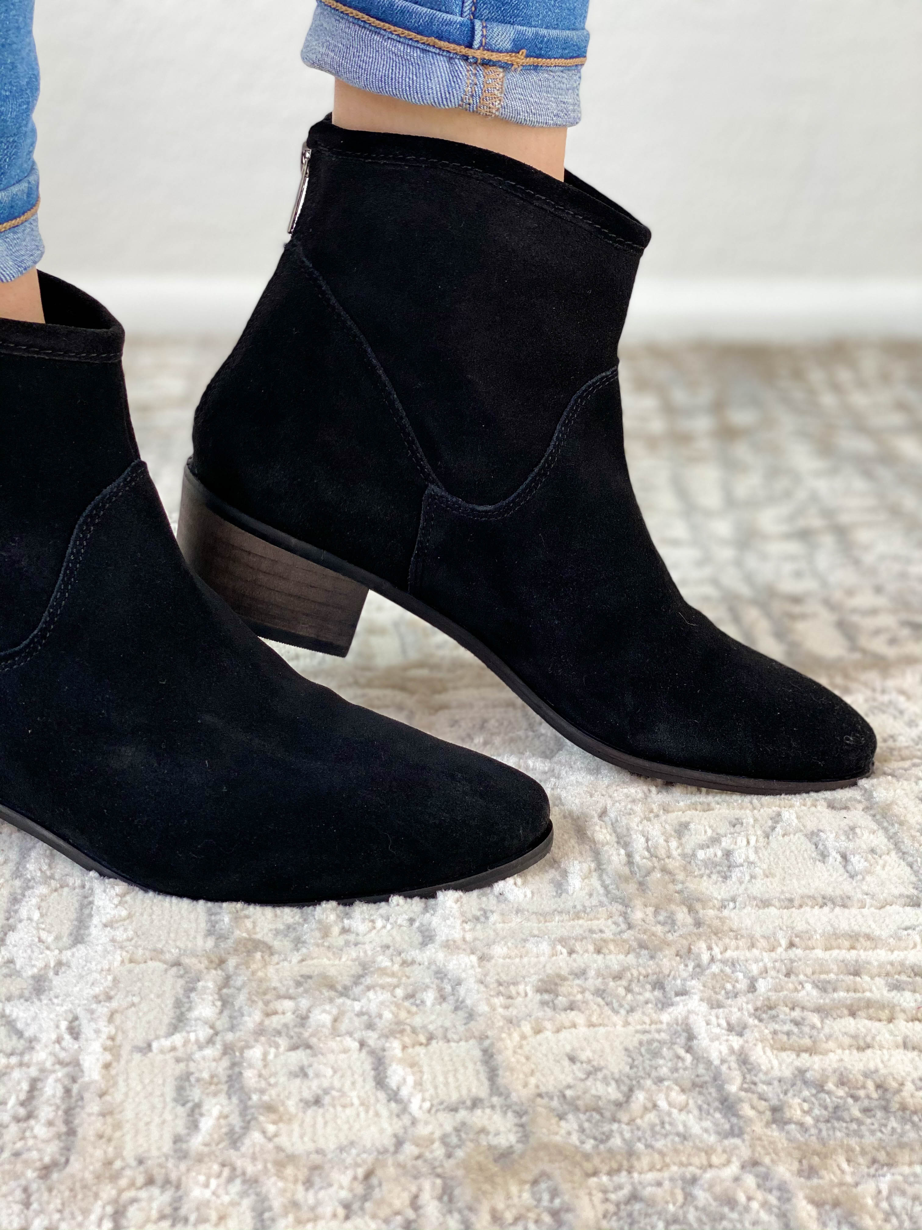 Matisse - Black Ankle Bootie