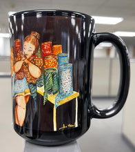 Load image into Gallery viewer, Fondling the fabric mug