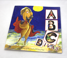 Load image into Gallery viewer, ABC Diva Book