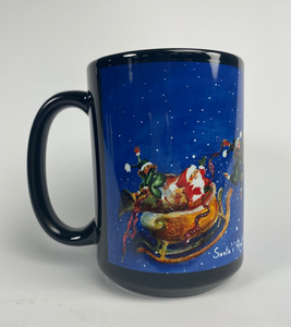 Santas Real Helpers Mug
