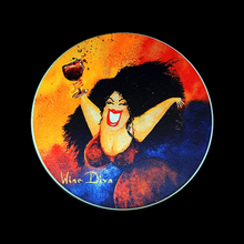 Load image into Gallery viewer, Wine-Themed Wild Women Coasters