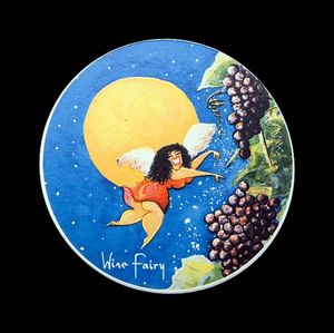 Wine-Themed Wild Women Coasters
