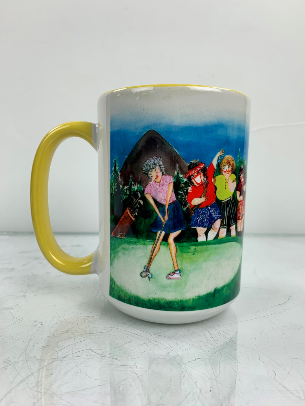 Giggle Girls Mug