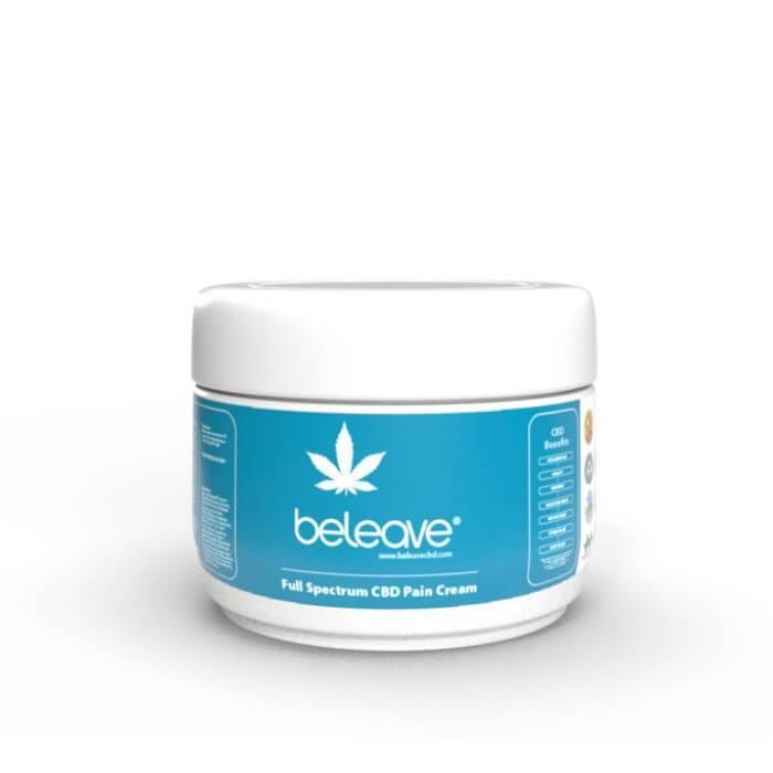 150MG CBD Cream by Beleave CBD - CBD Cream - Beleave