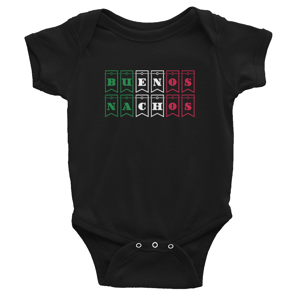 """Buenos Nachos"" Infant Bodysuit"