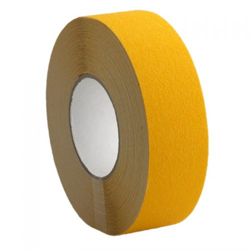 Yellow Conformable Anti-Slip Tape