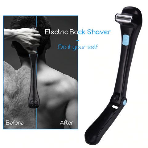 Electric Back And Body Shaver - LuxyGlow