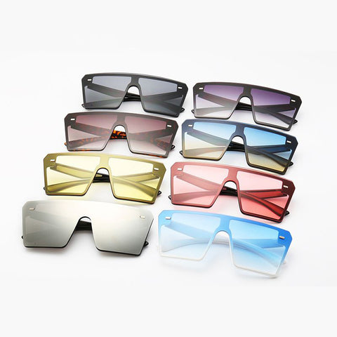 Square Sunglasses For Women - LuxyGlow