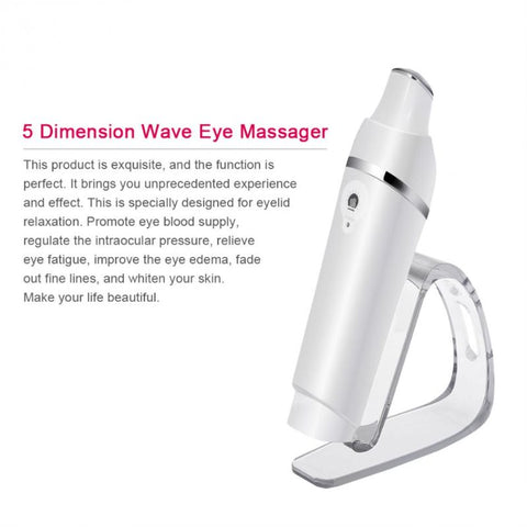 Heated Anti-Aging Eye Massager - LuxyGlow