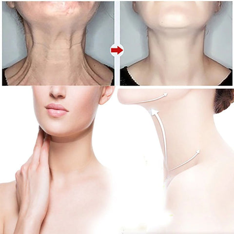 Anti-Wrinkle Silicone Neck Pad - LuxyGlow