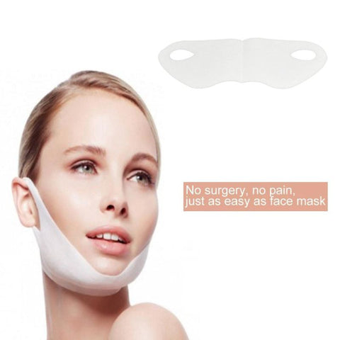 Double V-Shaped Slimming Mask - LuxyGlow