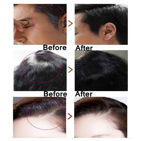 Hair Building Fibers - LuxyGlow