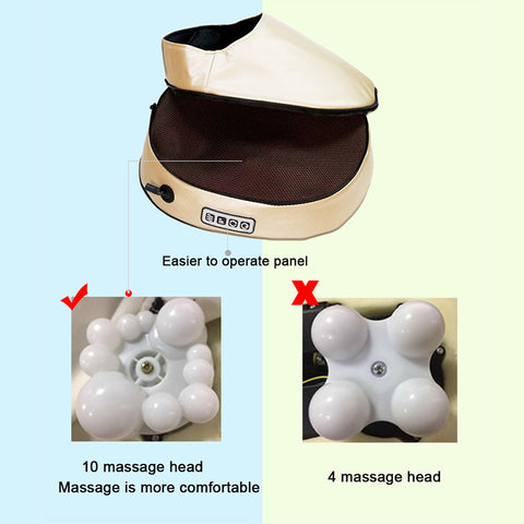 Electric Foot Massager - LuxyGlow