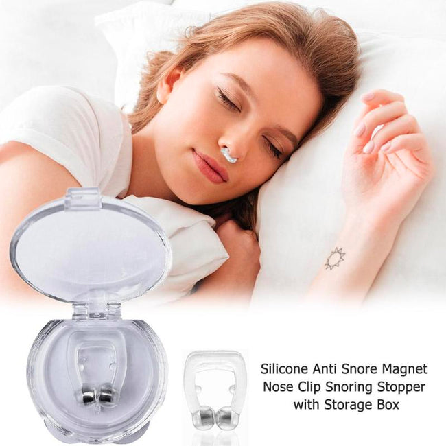 Anti-Snore Nose Clip - LuxyGlow