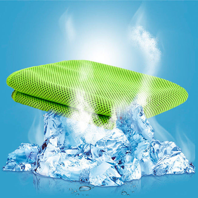 Cooling Towel - LuxyGlow