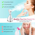 Ionic Facial Steamer - LuxyGlow