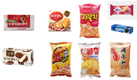 Korean BTS Snack Party Full Package - Korean culture experience