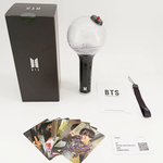 kpop BTS light stick ver 3 ARMY BOMB Concerts Three Generation VER.3