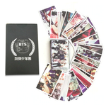 KPOP BTS Bangtan Boys New Album WINGS Photo Poster 30pcs Set Lomo Card Gift Fans Collection