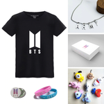 Love Yourself T shirt Bangtan Boys T-shirts Love Yourself with Beautiful fan gift box