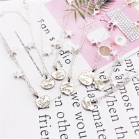 BTS BT21 KPOP Bangtan Boys Album Pendant Signature Charm Bracelets Hand Catenary Chain Jewelry Accessories Men Women Boy Girl