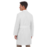 "Meta 1963 Mens 38"" Twill Labcoat"