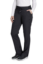 Grey's Anatomy 4277 Petite 6-Pocket Pant