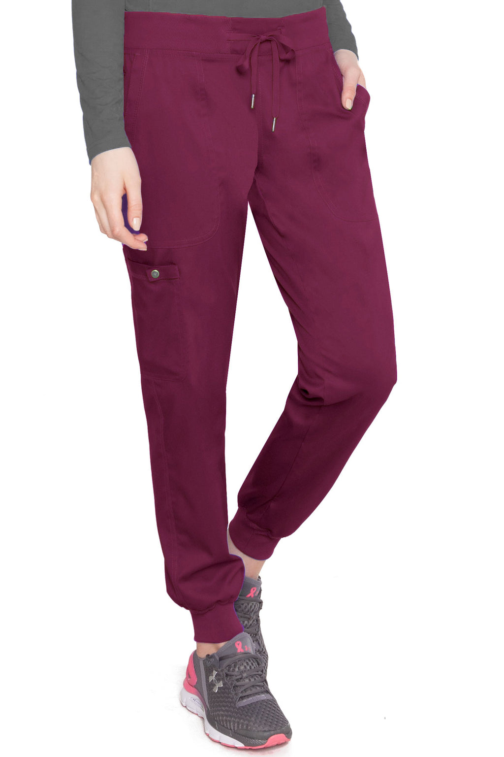 Med Couture Touch 7710 Jogger Yoga Pant