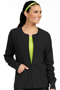 Med Couture Activate 8638 Zip Front Warm Up