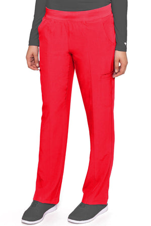 Med Couture Energy 8744 Petite Yoga 2 Cargo Pocket Pant