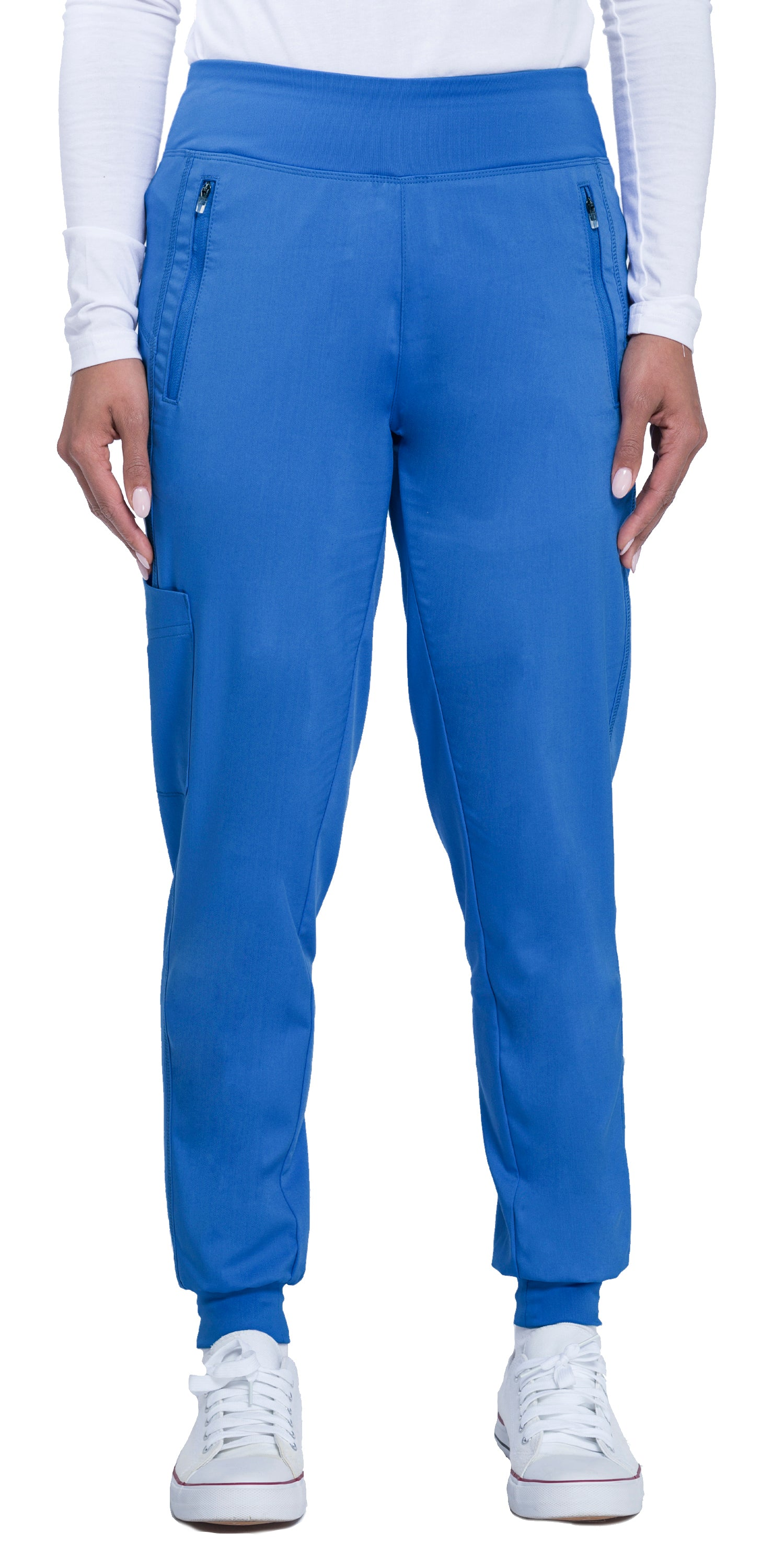 Healing Hands Purple Label YOGA 9233 Jogger Cargo Scrub Pant