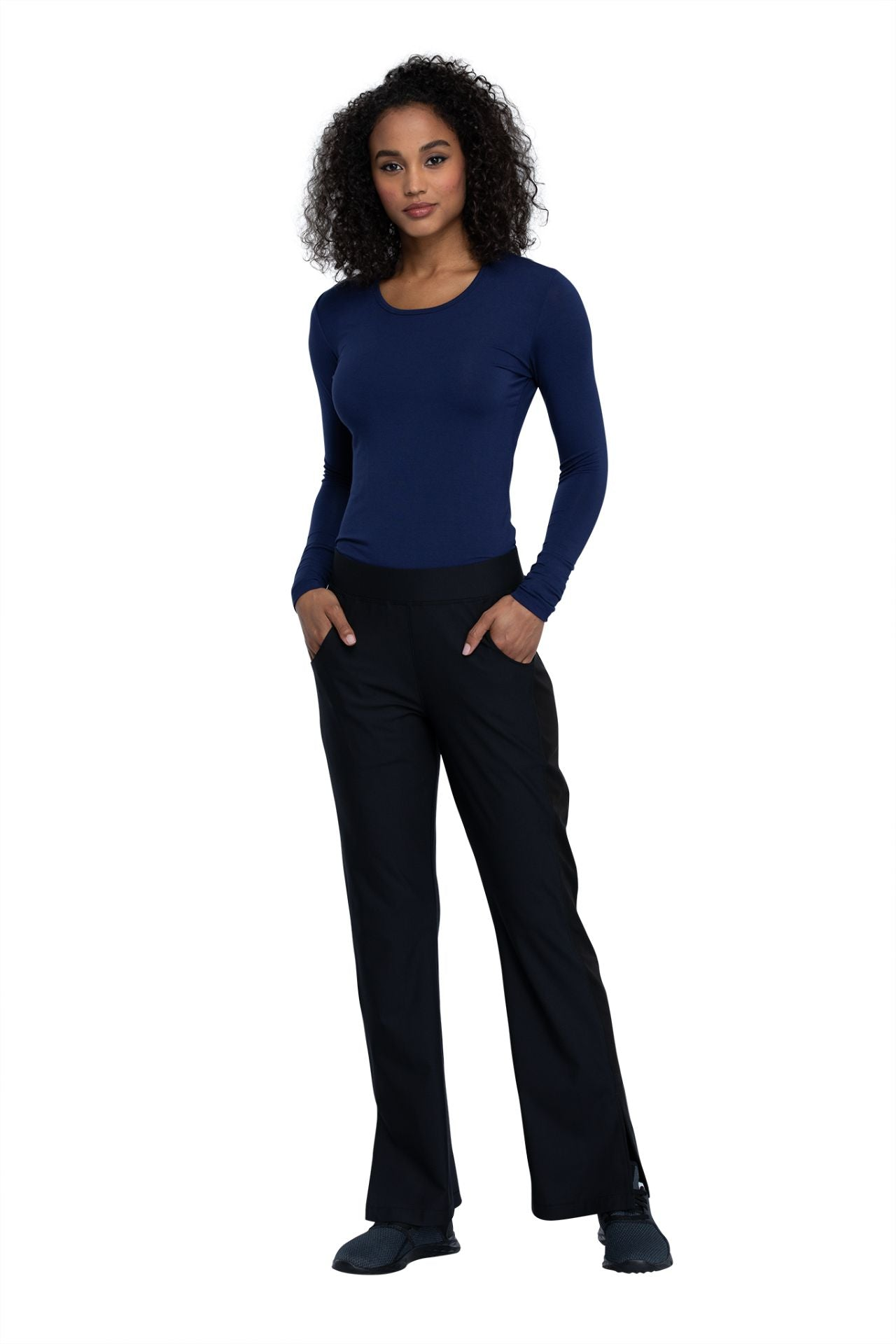 Cherokee Form CK091 Tall Mid-Rise Pull-On Pant