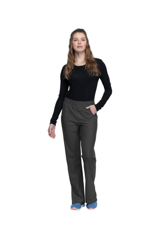 Cherokee Form CK091 Mid-Rise Pull-On Pant