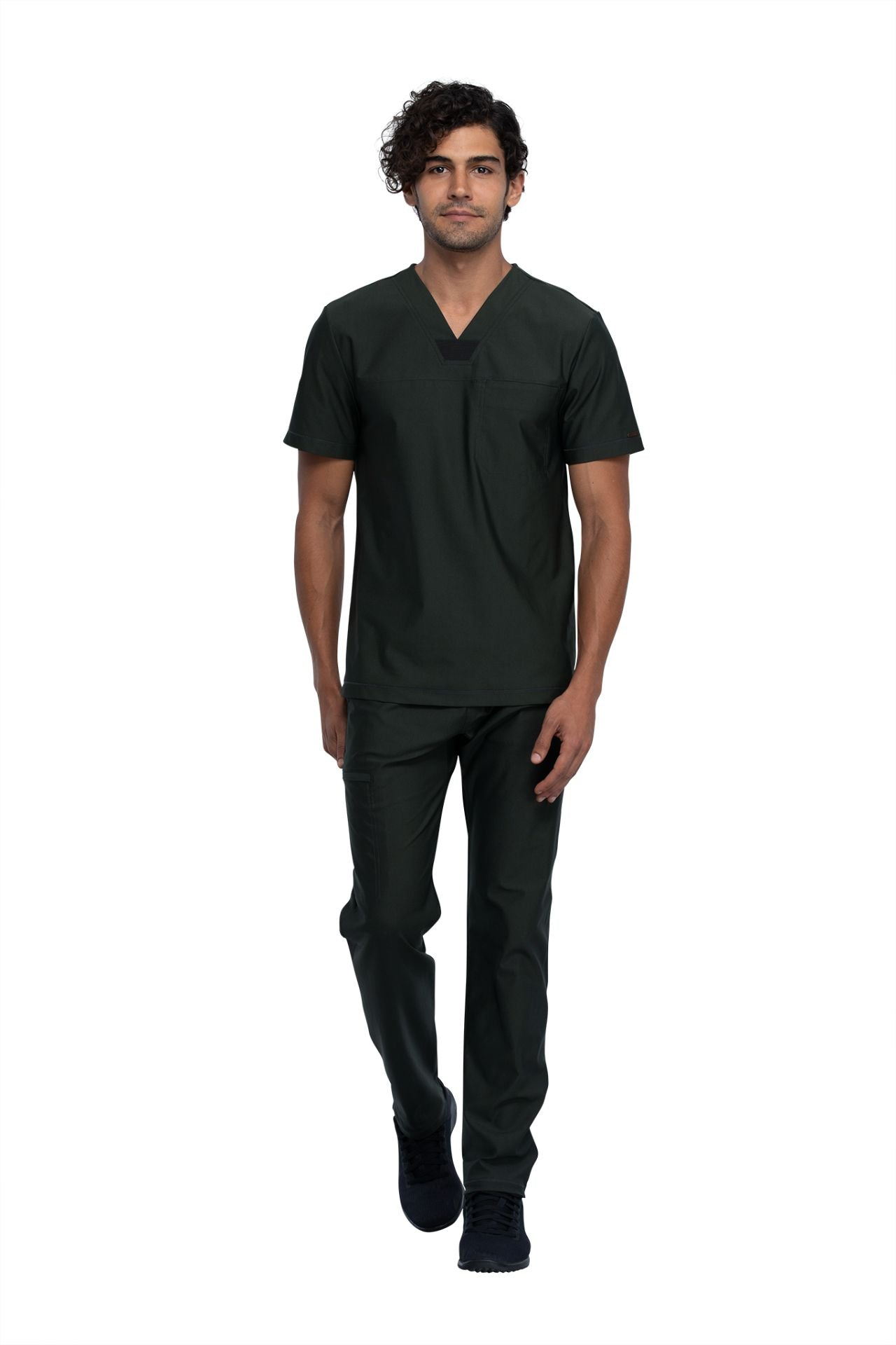 Cherokee Form CK885 Men's V-Neck Top