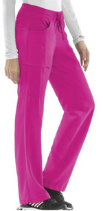 Cherokee Infinity 1123A Low Rise Straight Leg Drawstring Pant